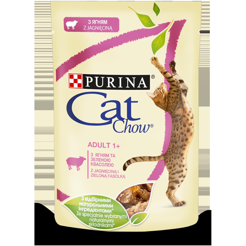 Paczka karmy Purina Cat Chow 3w1