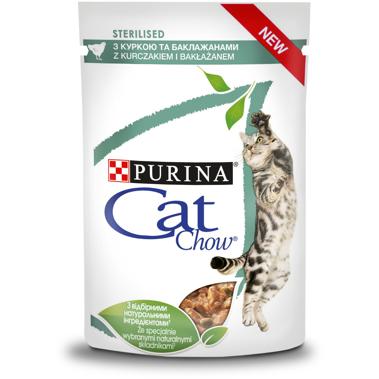 Paczka karmy Purina Cat Chow Hairball Control