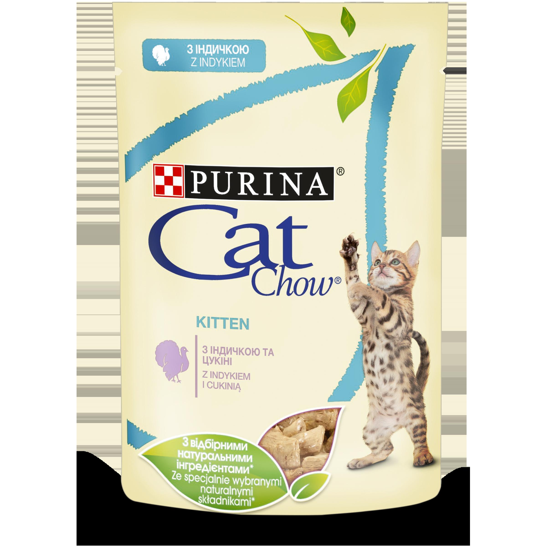Paczka karmy Purina Cat Chow Kitten
